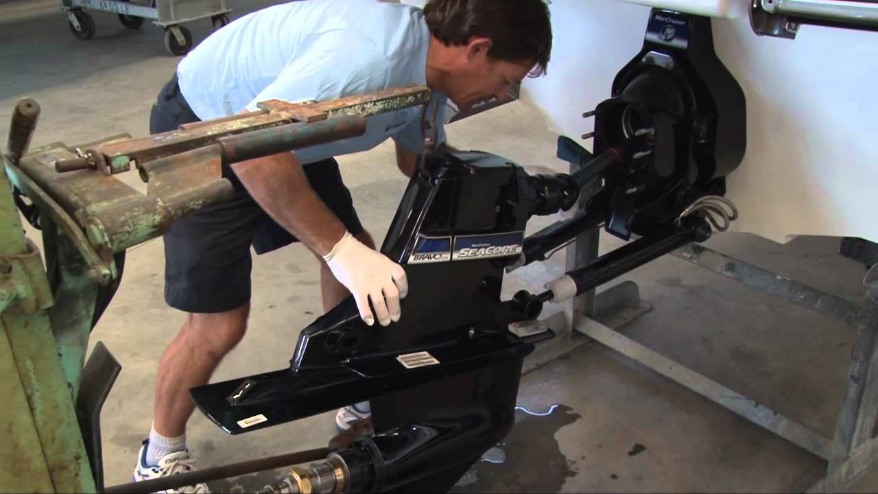 Yamaha  Impeller Replacement