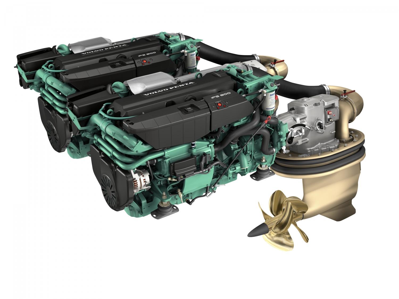 Cummins Diesel Engines >> Volvo Penta - Yachtservice Dall